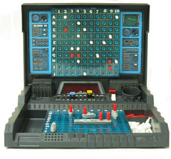 Electronic Battleship – Some Assembly Required
