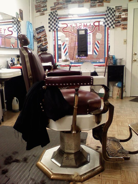 Remembering the barber shop, talks with Mr. Ramsey